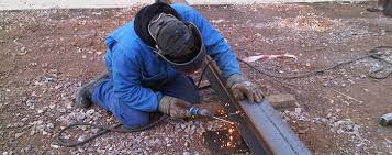 ON-SITE WELDING               (24 HOUR SERVICE)